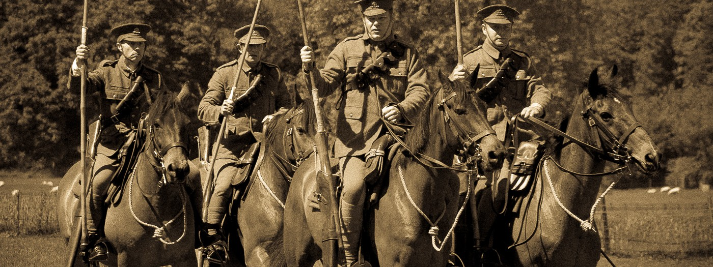 Horses at War - Weald and Downland Open Air Museum